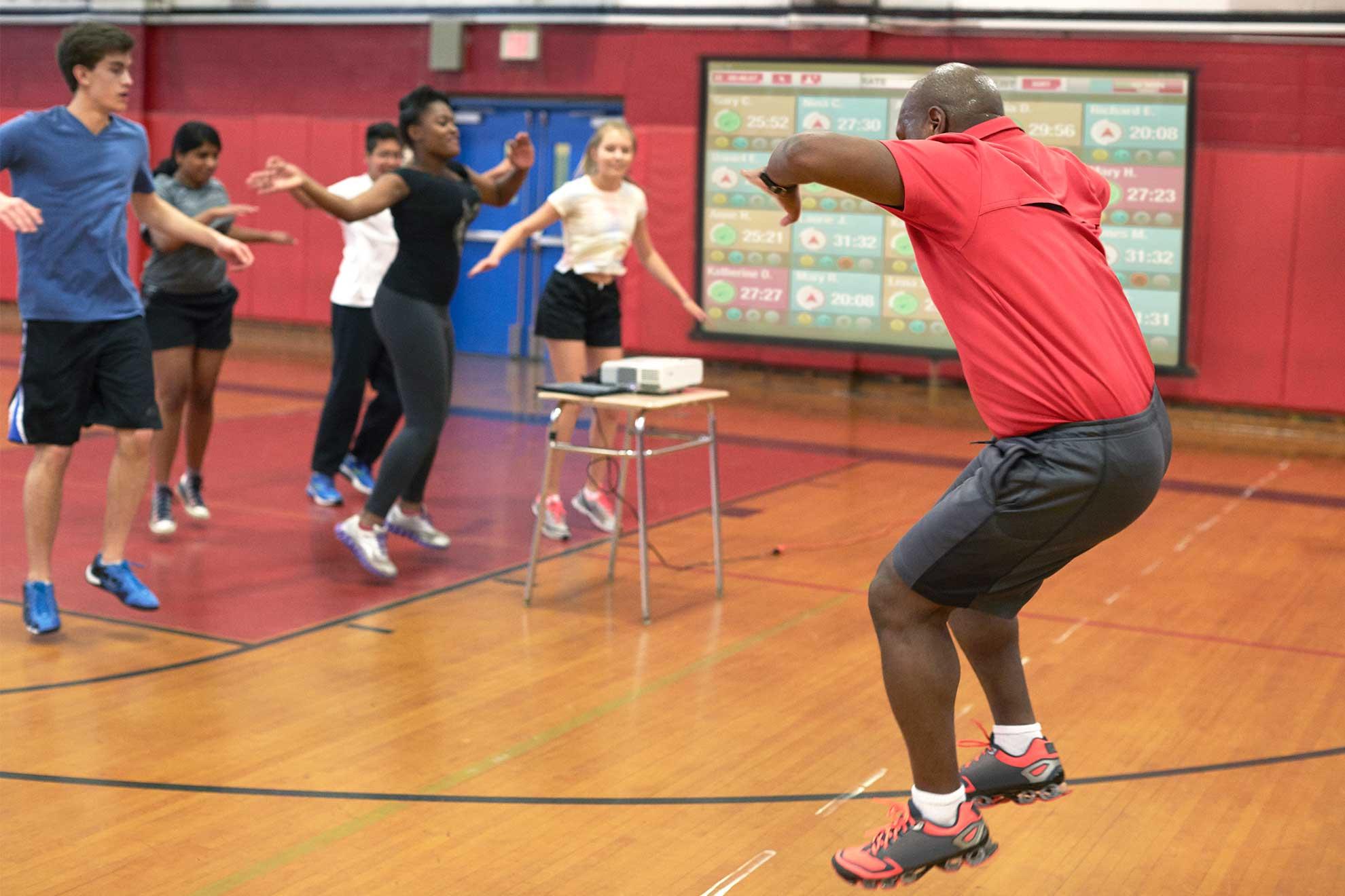 ความสามารถในการเคลื่อนไหวร่างกาย จากการเรียนการสอนพลศึกษา (Physical Literacy)
