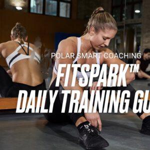ออกกำลังกายง่ายขึ้นด้วย FitSpark