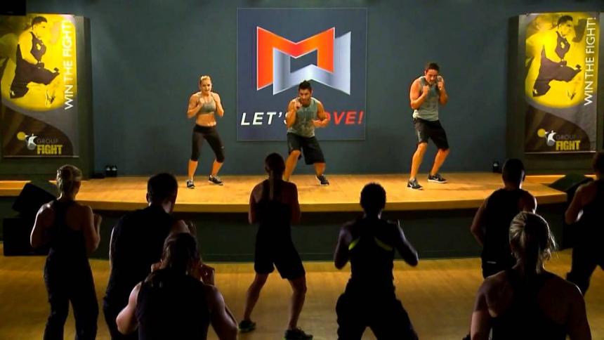 ประโยชน์ของการออกกำลังกายแบบกลุ่ม GX