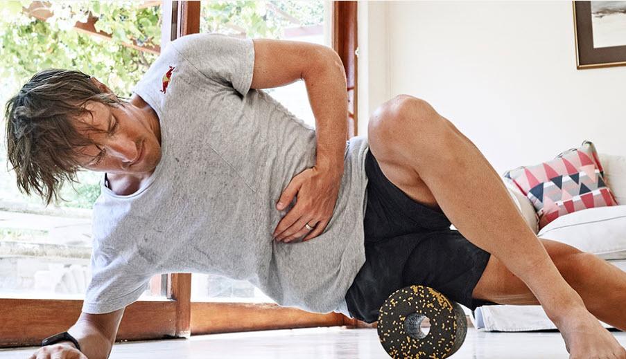 ออกกำลังกายอยู่บ้านด้วยโปรแกรมฝึกอย่างง่าย