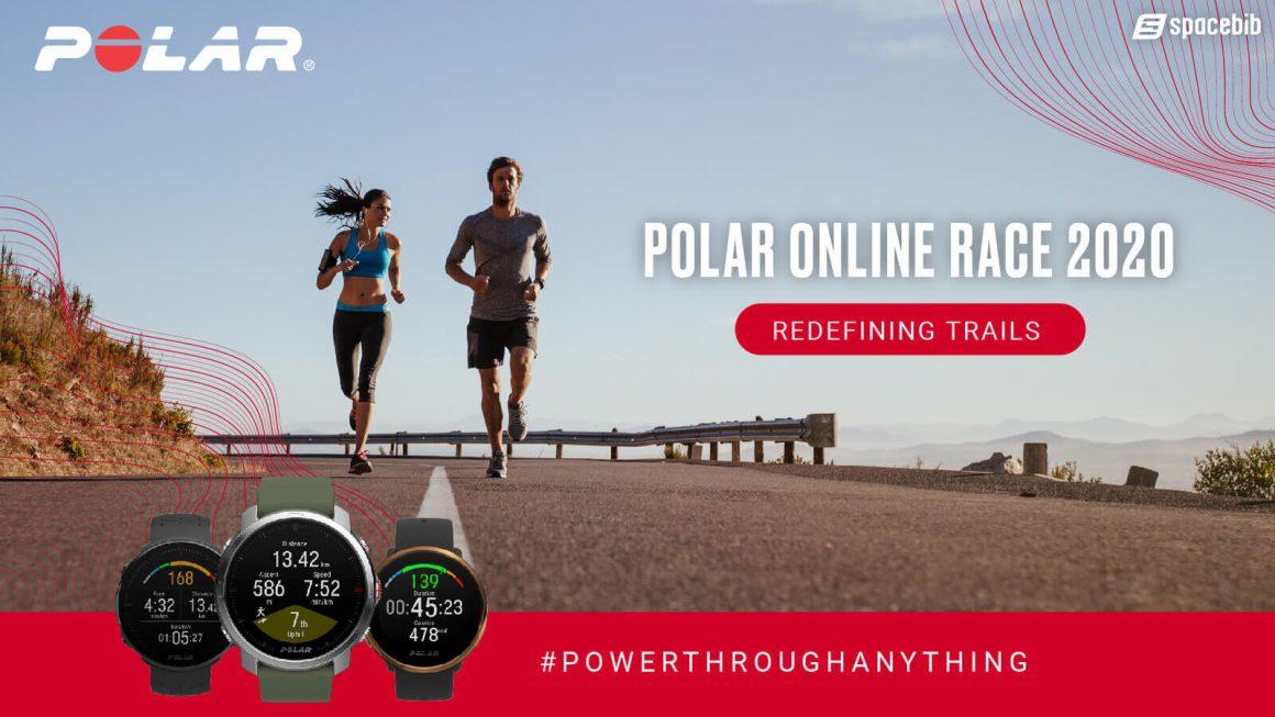 10 เหตุผลว่าทำไมคุณจะต้องสมัคร Polar Online Race 2020